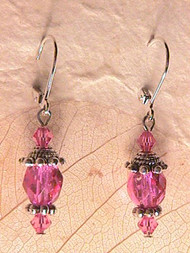Think Pink — Earrings