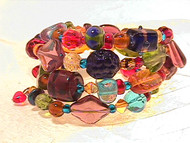 Color Burst Bracelet