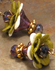 Antique Heirloom II Earrings