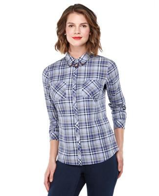 Plaid Shirt - Back 2 Nature