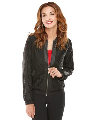 Amanda Green - Lace Jacket