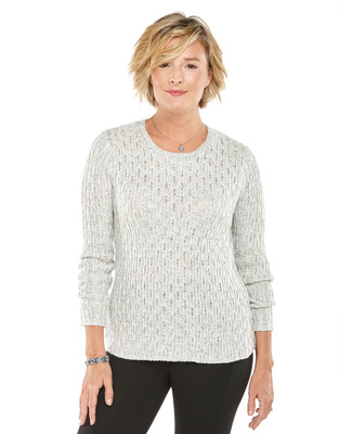 Amanda Green - Relaxed Knit Sweater