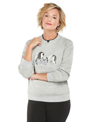 Penguin Family Sweatshirt