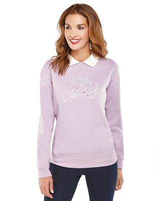 Polar Design Bears Sweatshirt