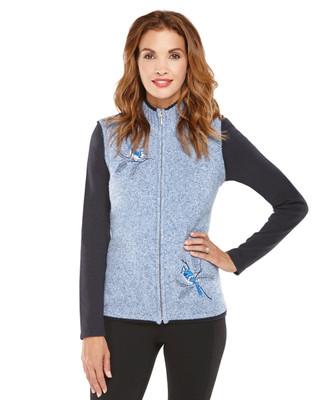 Blue Jay Sweater Vest