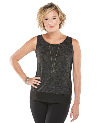 Holiday Shine Tank Top