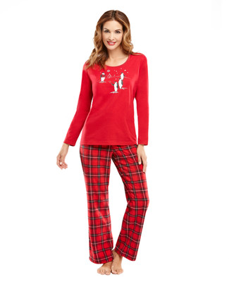 Penguin Fleece PJ