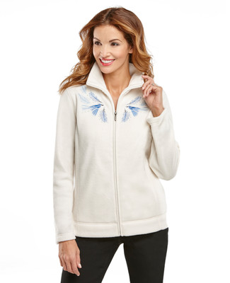 Blue Jay Fleece Jacket