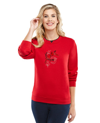Holiday Beauty Sweatshirt