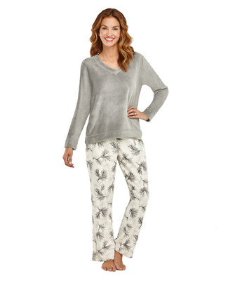 Pine Bottom Fleece PJ