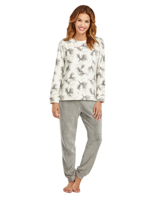 Pine Top Fleece PJ