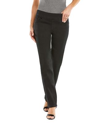 Embellished pocket Comfort Denim Jean