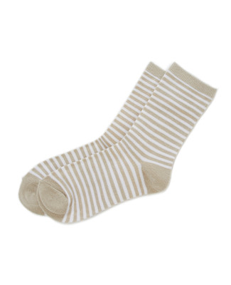 Maize Stripe Sock