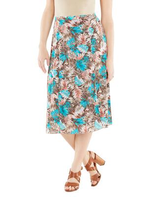 Garden Floral Skirt