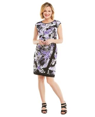 Nina K - Tropical Border Dress