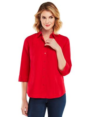 3/4 Garment Dye Shirt