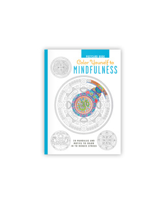 Color Yourself to Mindfulness Book