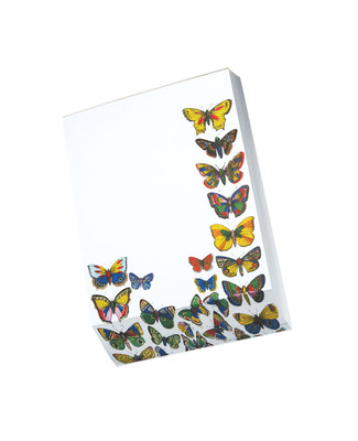 Butterflies Note Block