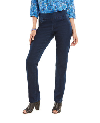 Novelty Embellished Comfort Jean