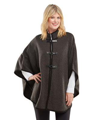 NEW - Chevron Cape