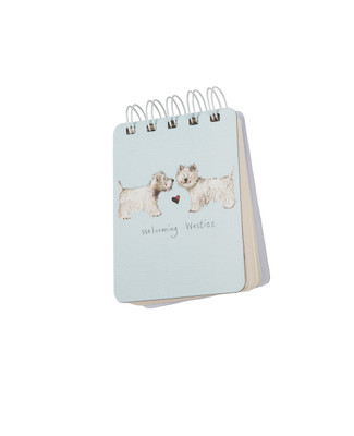 Welcoming Westies Notepad