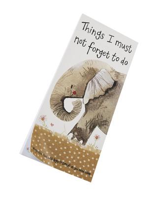 Elephant Listpad