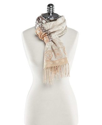 NEW - Paisley Cashmink Scarf