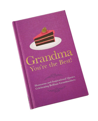 Grandma! You're the Best Book