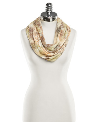NEW - Burnout Infinity Scarf