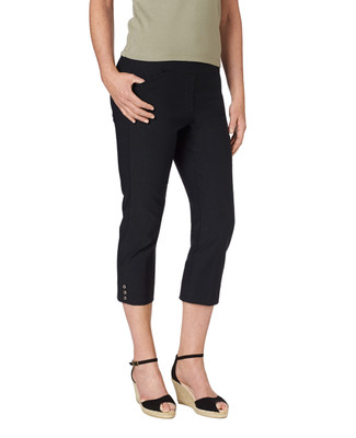 NEW - Comfort Cropped Leg Pant