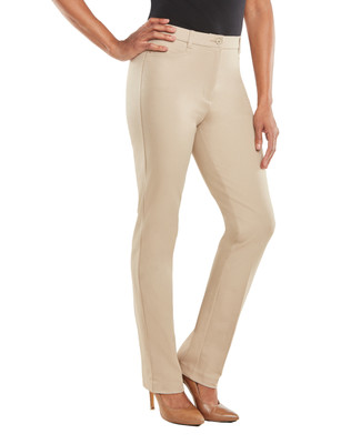 NEW - Slim Bi-Stretch Essential Pant