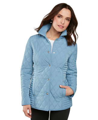 Multi Quilt Jacket