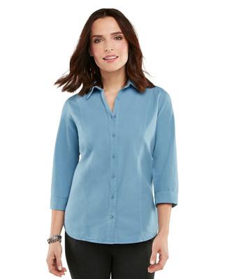 NEW - Nimbus Garment Dye Shirt