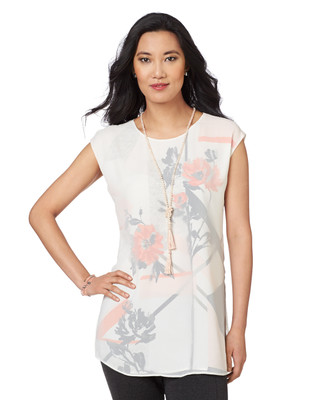 NEW - DoubleTunic Top