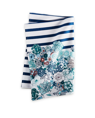 Fleur Anglais Tea Towel