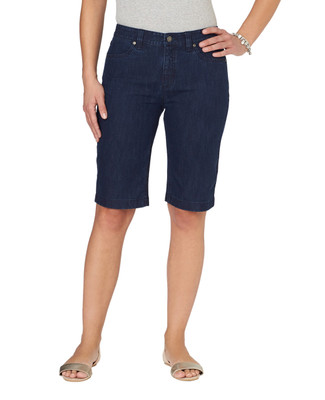 Weekend Denim Bermuda Short