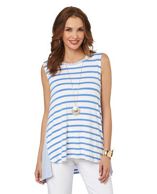 NEW - Two Stripe Tank