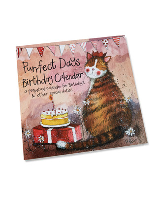 NEW - Purrfect Days Calendar
