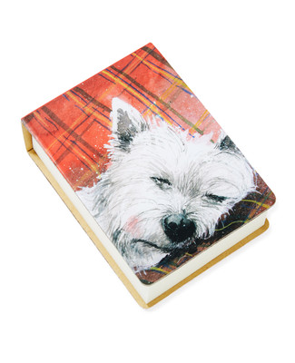 NEW - Tartan Rug Sticky Notes