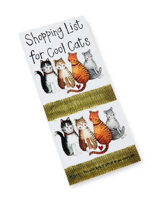 NEW - Cool Cat Listpad