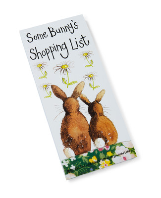 NEW - Some Bunny Listpad