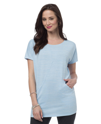 NEW - Cap Sleeve Tunic