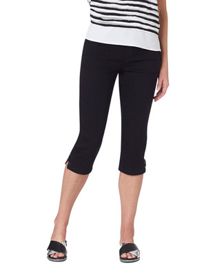 NEW - Criss Cross Comfort Capri