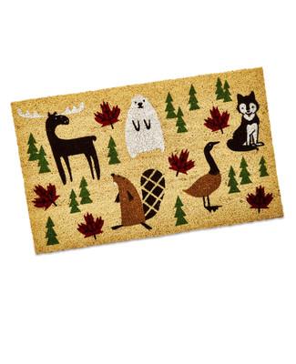 NEW - Across Canada Door Mat