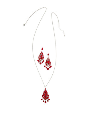 NEW - Earring and Necklace set