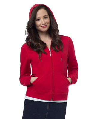 Perfect Hoodie Canada Red