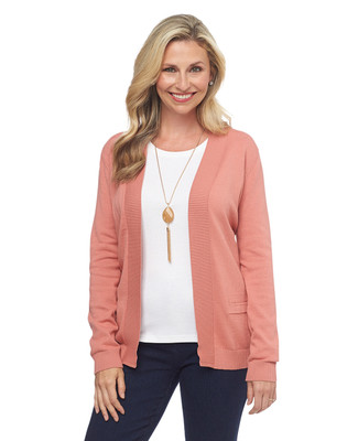 Lightweight Open Front Cardigan Sweater