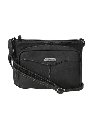 Black Abbey Handbag