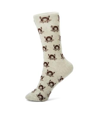 All Over Cat Sock