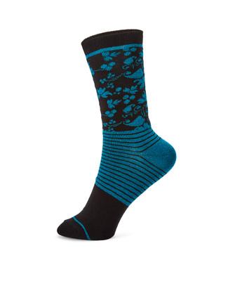 Baroque Stripe Sock